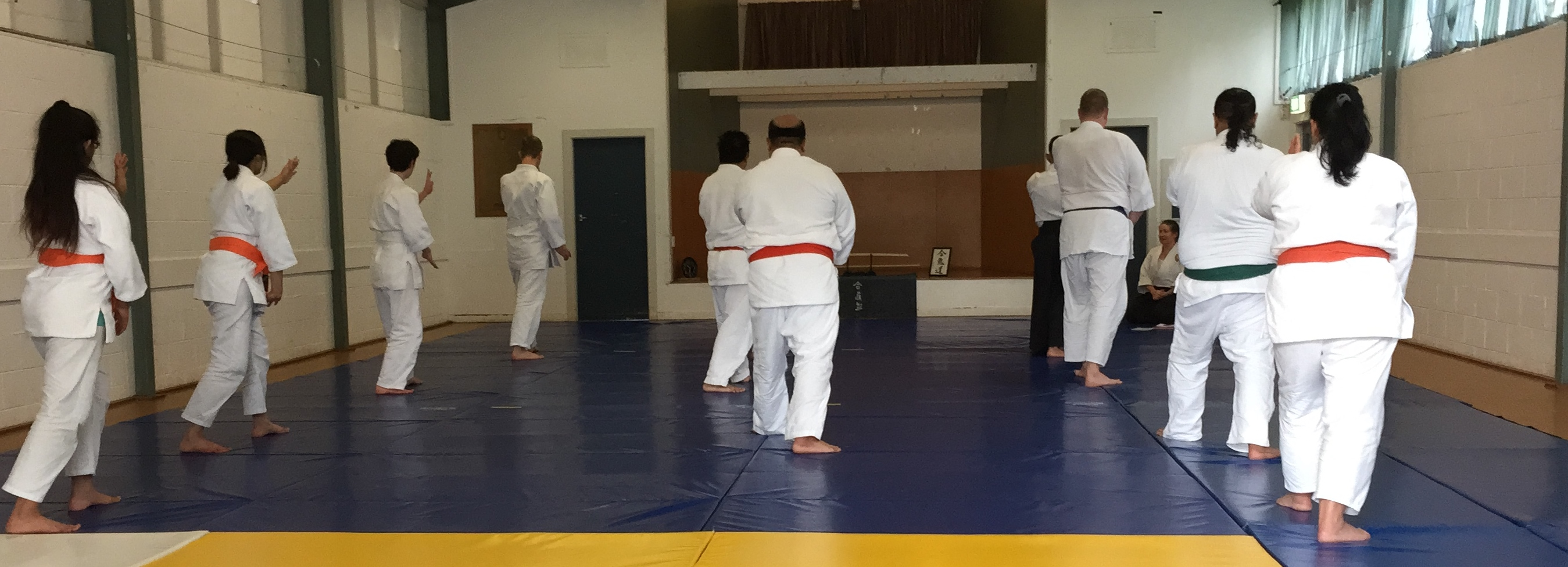 Aikido at Belmont Dojo