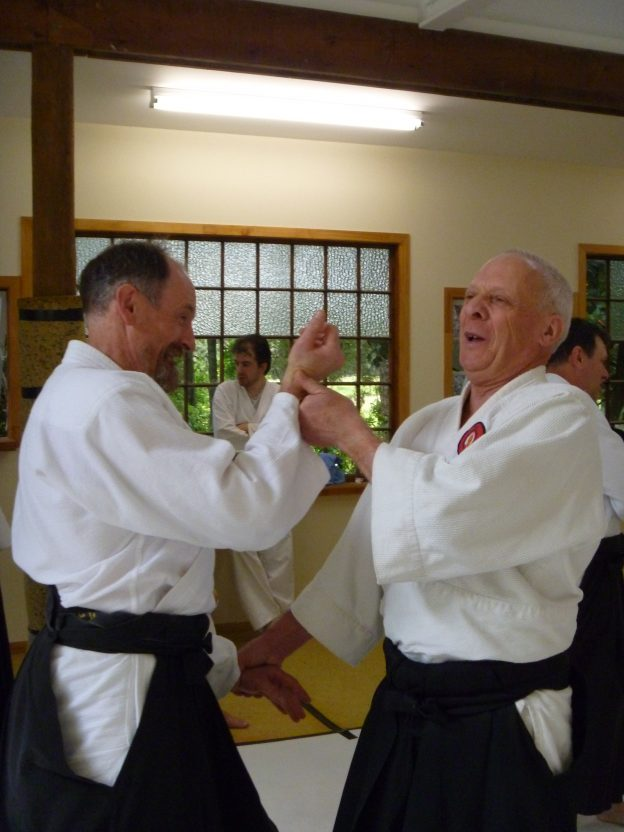 Aikido Great For All Ages